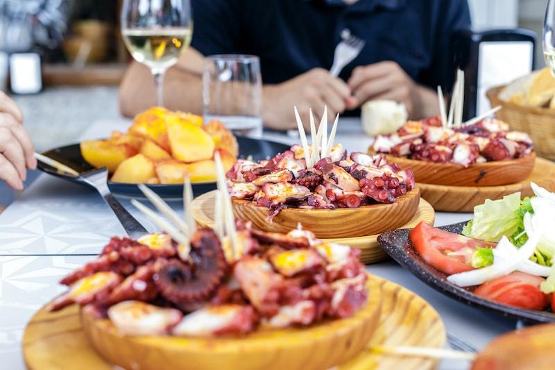 Gastronomie Espagne