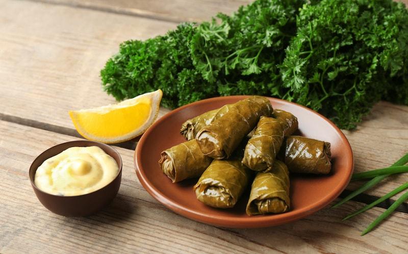 Grèce gastronomie vigne