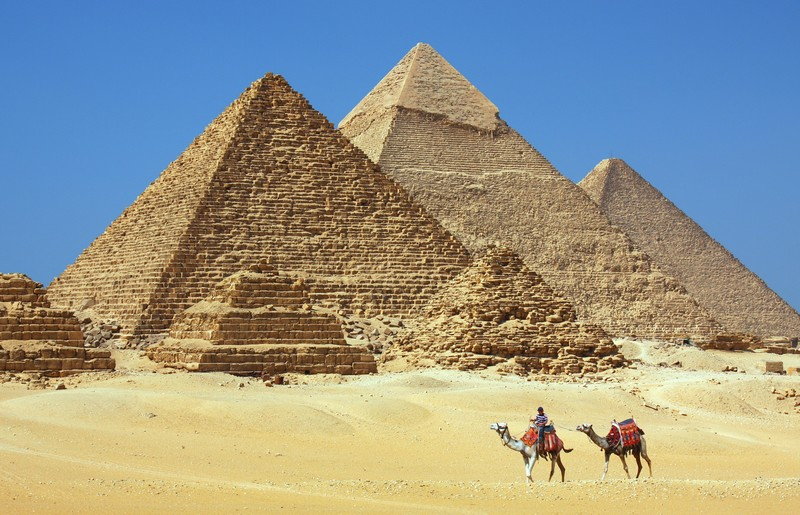 partir en Egypte en février
